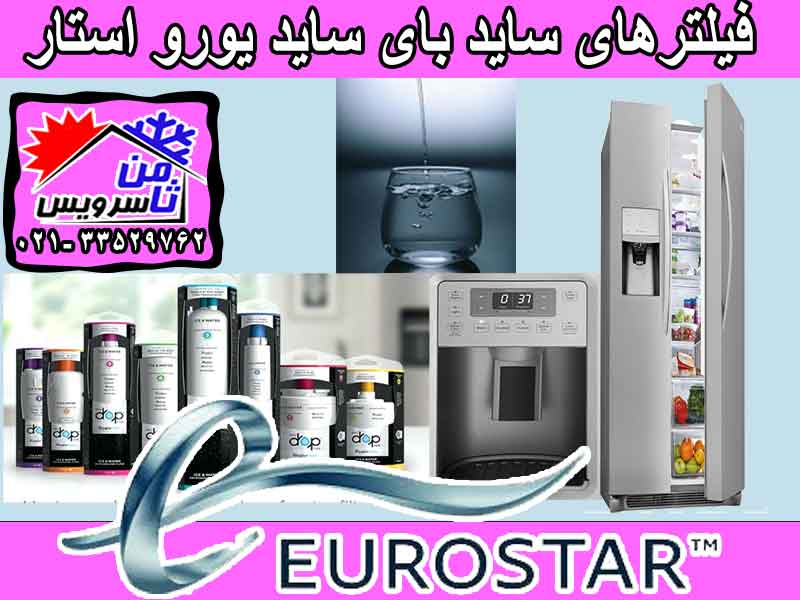 Eurostar side by side water filter sell,buy & replacement