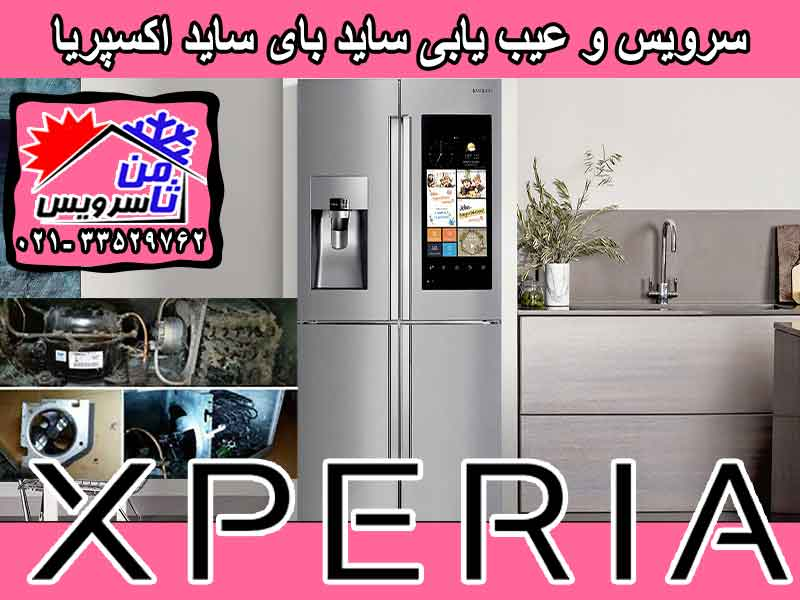 Xpria Side By Side Service Trouble Shooting In Tehran & Mashhad